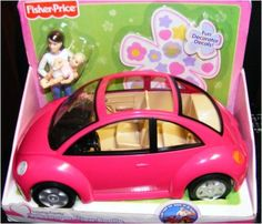 Fisher Price Loving Family Volkswagen New Beetle 2001 Fisher-Price http://www.amazon.com/dp/B001P99J48/ref=cm_sw_r_pi_dp_0vmKub07D3W0E