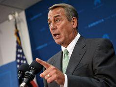 Boehner Threatens Conservatives - Patriot Update
