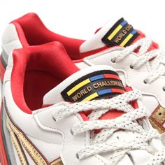 a1801b503268 Asics Gel Sight. Designed for the Barcelona Olympics.