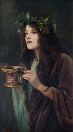 Circe, B. Offor