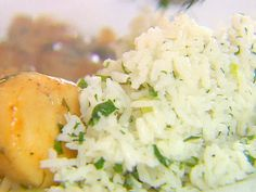 Herbed Basmati Rice Recipe ~ From Ina Garten, the Barefoot Contessa--Difficulty level: easy; 5-star rating.