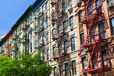 #TBT take a look at these historic, colorful apartments in NYC #realestate