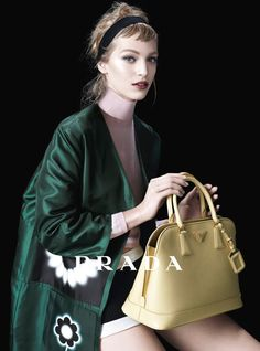 Prada Spring Summer 2013 ad campaign