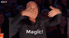 New trending GIF on Giphy. magic relatable agt howie mandel America's Got Talent. Follow Me CooliPhone6Case on Twitter Facebook Google Instagram LinkedIn Blogger Tumblr Youtube