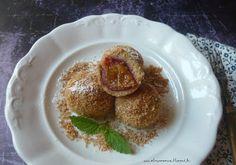 Az áfonya mámora: Szilvásgombóc cukkinivel