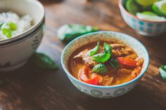 Pickle and Joe: Panang Curry Recipe - this is my go to curry. enjoy! ~Carolin