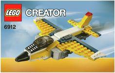 Creator - Super Soarer [Lego 6912]