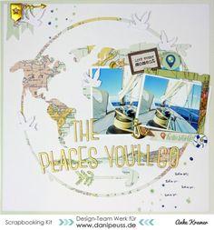 Layout mit dem #dpMaerzkit15 von Anke Kramer für www.danipeuss.de | #mymindseye #americancrafts #Kaiserkraft #dearlizzy #danipeuss