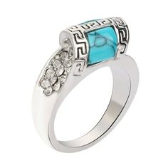 Turkish Sterling Silver Ring