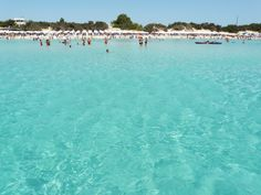The 5 most beautiful beaches of Salento, the Caribbean of Italy Most Beautiful Beaches, Beautiful Places In The World, Beautiful Places To Visit, Reserva Natural, Puglia Italy, Southern Italy, Visit Italy, European Travel, Italy Travel