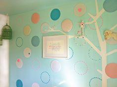Wall art... by Yuyu & Gigi Design