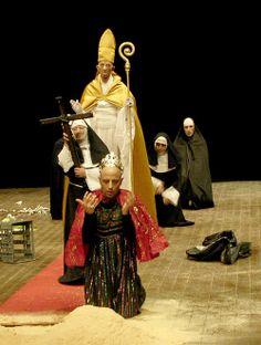 """""""Urlo""""  by Pippo #Delbono. #Theatre. VIE Scena Contemporanea #Festival 2006"""