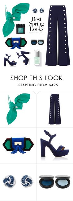 """""""Happy friday"""" by gul07 on Polyvore featuring Tory Burch, Balmain, H&M and NARS Cosmetics"""