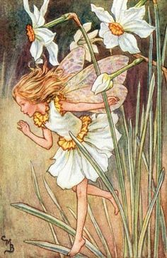 Add a vintage touch to your girl's room with the magic of fairies depicted in the Prairie Grass Fairy Vintage Wall Art. Delight your kid's room or nursery with this enchanting vintage wall art!