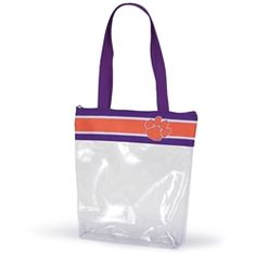 e66a27ec6561 Clear Gameday Stadium Tote. Our new Clear Gameday tote is stadium approved  and perfectly sized