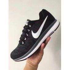 New Nike Air Zoom Pegasus 34 Mens Black Grey Running Shoes Free Running Shoes, Nike Air Zoom Pegasus, New Nike Air, Nike Free, Black And Grey, Sneakers Nike, Fashion, Nike Tennis, Moda