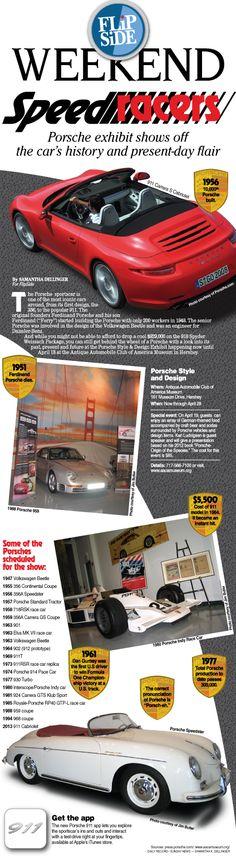 FlipSide Weekend - Porsche #cars #events #exhibits #yorkpa
