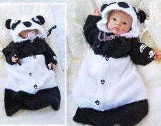 Конверт для новорожденного Панда