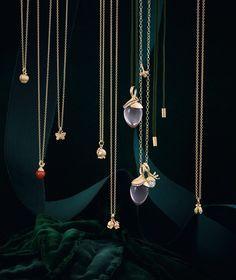 Ole Lynggaard Copenhagen—Page 30 Jewellery Advertising, Jewelry Ads, Photo Jewelry, Modern Jewelry, Jewelry Accessories, Jewelry Necklaces, Fashion Jewelry, Jewelry Design, Jewelry Editorial