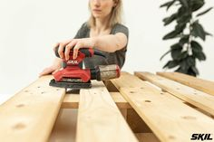How to make a pallet lounge bench and draught table