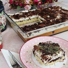 Kremalı kek yapımı - Pasta - Kek Tarifleri