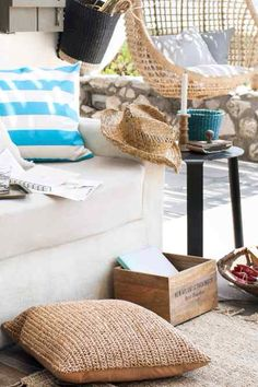 Caixa madeira H&M Home