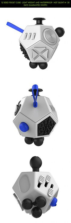 12 Sided Fidget Cube- Light Weight and Waterproof- Not Silent – 30 Days Guarantee (White) #sided #products #tech #eight #technology #plans #shopping #cube #fidget #racing #kit #fpv #parts #gadgets #drone #camera