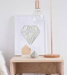 Quadro Diamante by Marô Antunes