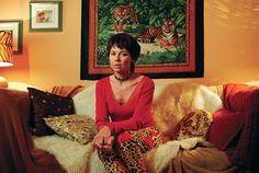 Anne Dorval dans la peau très bronzée de Chantal (J'ai tué ma mère).