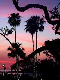 Sunset Hues, Newport Beach, Orange County, California