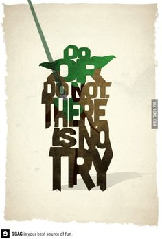 Try not.