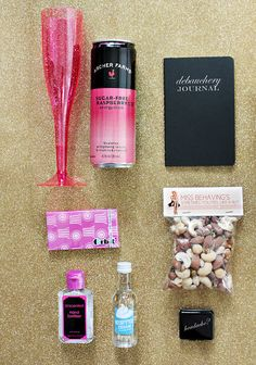 love: Bachelorette Survival Kit