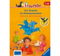 Ein Drache im Klassenzimmer Fiction Books, German, Children, Classroom, First Class, Dragons, Word Reading, Deutsch, Young Children