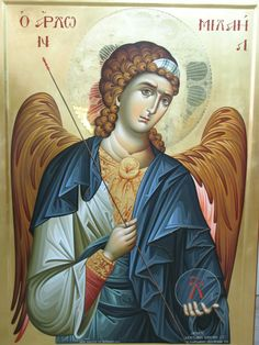 Religious Icons, Religious Art, Greek Icons, Friend Of God, Religious Paintings, Byzantine Icons, Archangel Michael, Art Icon, Orthodox Icons