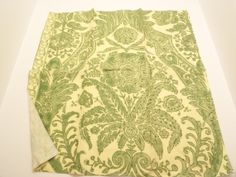 Fresh Scalamandre Fabrics! PERFECT PILLOW SIZE!!! by KAMILA'S FABRIC on Etsy