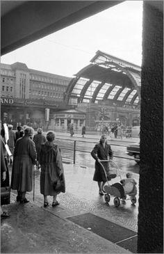 Poster Berlin - Alexanderplatz 1957