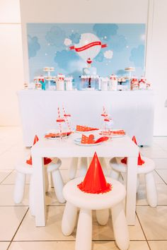 The Little Big Company The blog: Fabulous Hot Air Balloon 1st Birthday by Red Wagon Events