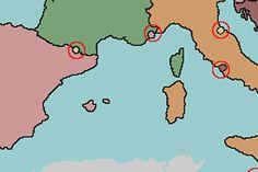 Quiz-Landkarte: Wo liegt nochmal Slowenien? - Wissen | STERN.DE