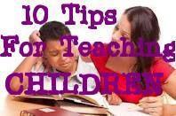 10 Biblical Tips For Teaching Children