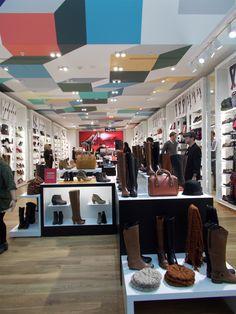 New ALDO store in Montreal. Nov 2012.