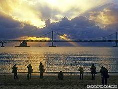 Gwangalli Gwangan Bridge, Korea's longest suspension bridge, is one of Busan's iconic sights.