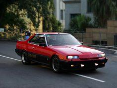 1983 Nissan Skyline 2000 Turbo RS-X coupé ( KDR30 ) XFT