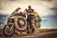 .Be Prepared is the Boy Scout motto and applies equally to Adventure Riders.