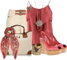"""""""Bird on a Branch"""" by corenna-obrien ❤ liked on Polyvore"""