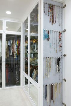 Innovative Solutions In Closet Design
