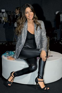 Malena Costa attends the presentation of the Calzedonis S/S 2012 collection in Verona l