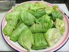 C/w Nana: Lao Sauces for Veggie Wraps (ແຈ່ວພັນໝ້ຽງ == Jeo Pun Mieng) - YouTube