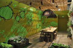 Design poétique pour l'espace tendances Elizabeth Leriche