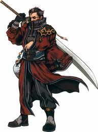 Final Fantasy X: Auron, keeping his cool even when the world falls apart around him