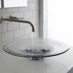 Lavinia Vessel Sink #Beautiful, #Luxury, #Sink